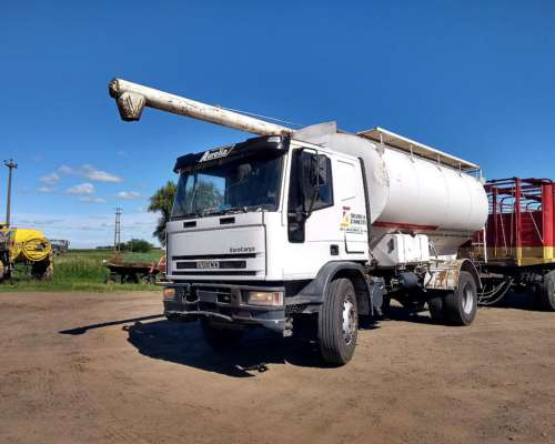 Camion Iveco Attack 1722