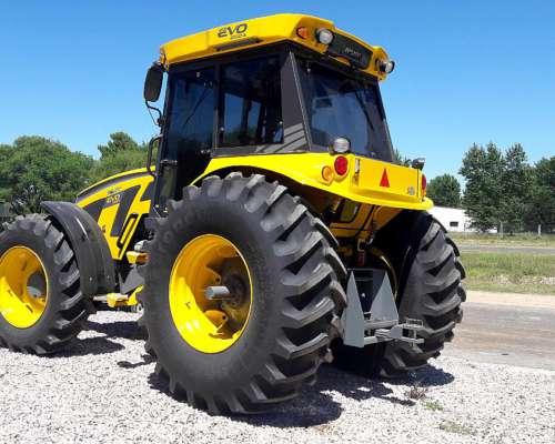 Tractor Nuevo Pauny 250a Línea EVO Rodado 24.5x32
