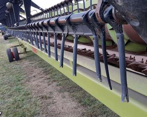 Plataforma Trigo-soja Allochis de 30 Pies en Buen Estado