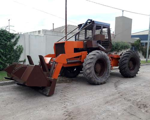 Tractor Zanello Forestal Reacondicionado