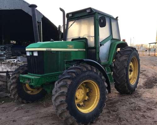 Tractor John Deere 6605,usado