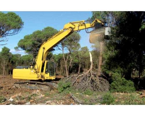 Triturador Forestal FAE Uml/s/ex-150vt