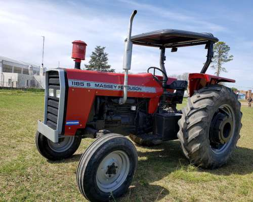 Massey Ferguson 1185 - Impecable