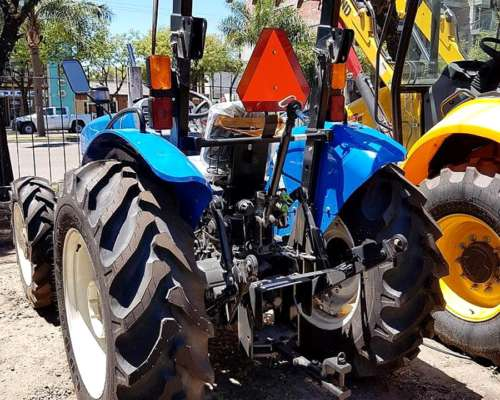Tractor NWE Holland TT45 Doble Traccion