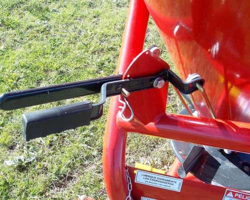 Fertilizadora 3 Puntos Yomel Monodisco