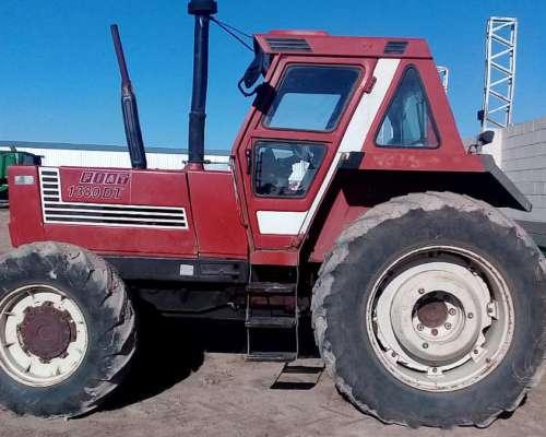 Tractor Fiat 1380dt, año 1987