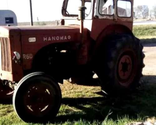 Tractor Hanomag Buen Estado