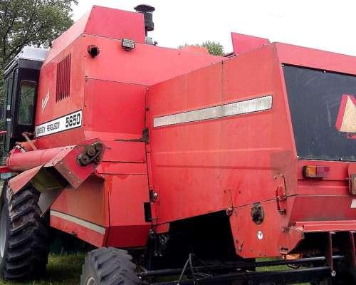 Oportunidad Cosechadora MF Advance 5650 2004