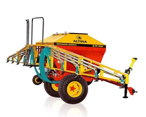 Fertilizadora / Sembradora Neumática de Arrastre - HP 3918