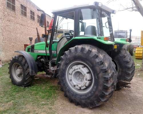 Tractor Agco Allis 6.125 Doble Tracción