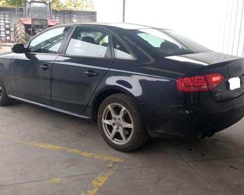 Audi a 4 año 2012 2.0 T FSI 130000km