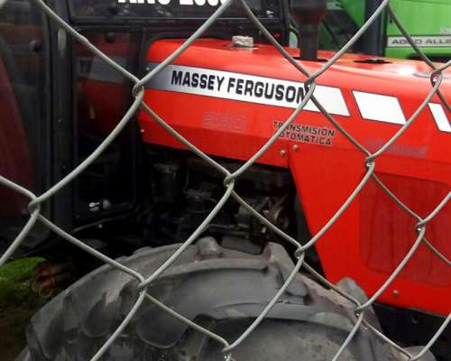 Massey Ferguson 290 RA (90 HP) año 2008