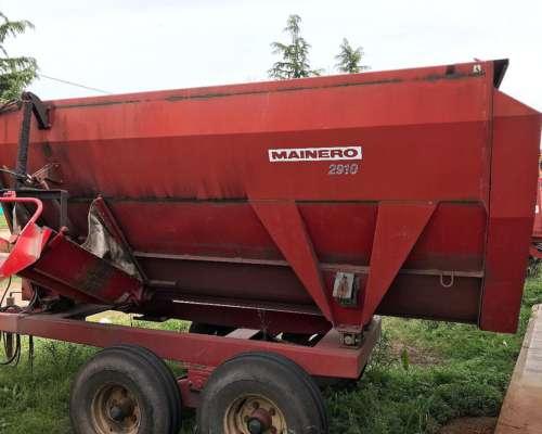 Mixer Mainero 2910 muy Bueno C Balanza y Gomas U5354