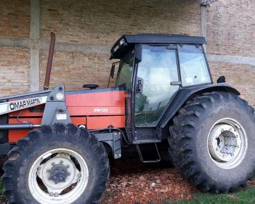 Tractor Valtra BM 120