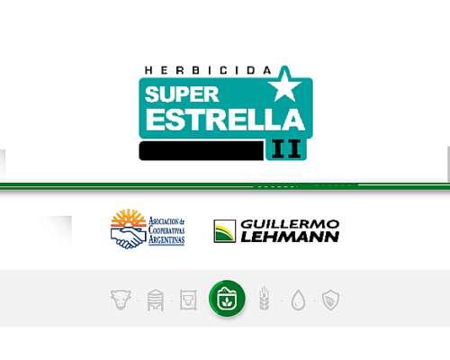 Super Estrella I I - Herbicida ACA