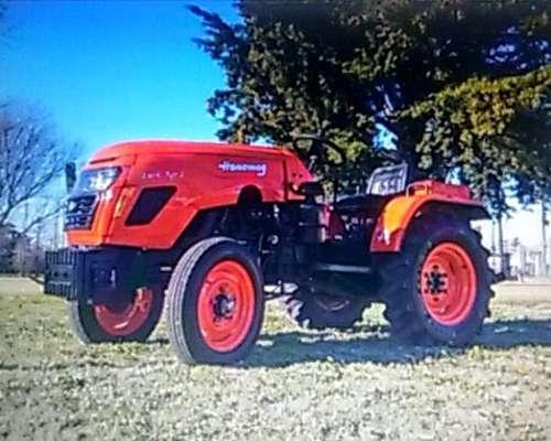 Tractor AGR 2 Hanomag 25 HP.