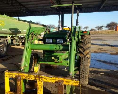 Vendo Tractor John Deere 5403 con Cargador Frontal
