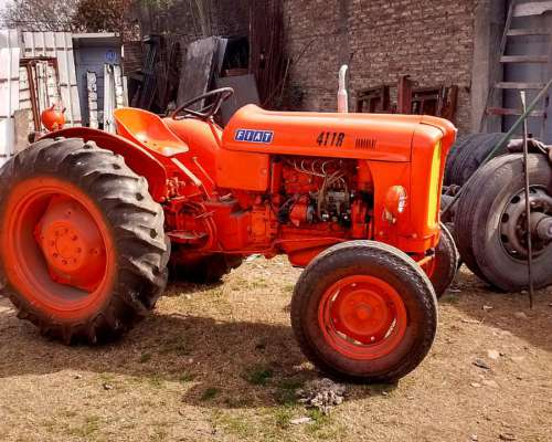 Tractor Fiat 411r Impecable