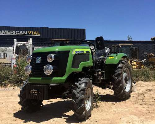 Tractor 40 / 45 HP Viñatero Estrecho Compacto con 3 Puntos