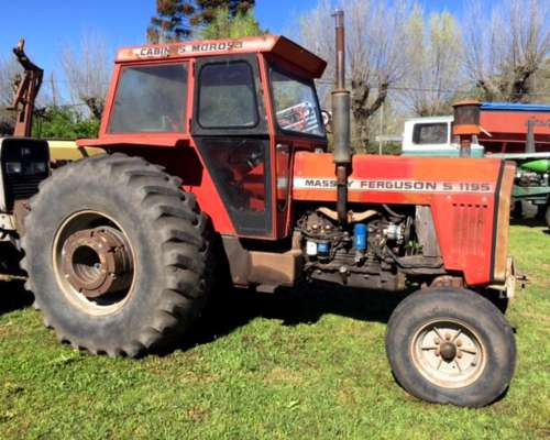 Tractor Massey Ferguson MF 1195 - S - Oferta