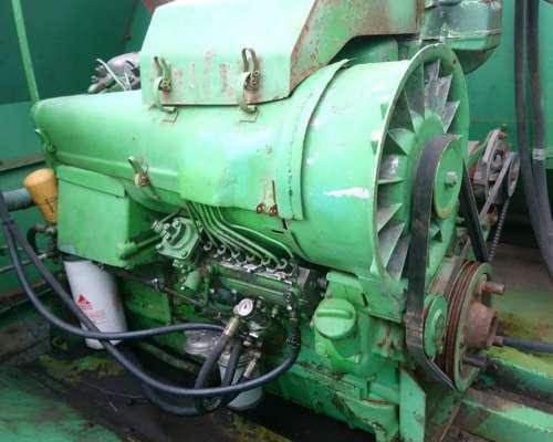 Motor Deutz 190 Turbo Completo.
