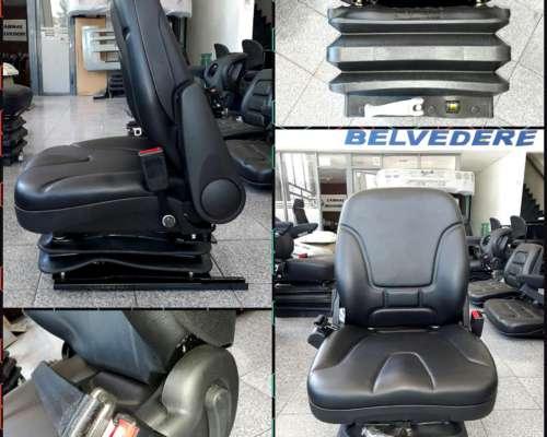 Asiento Butaca Tractor John Deere Massey Valtra Toyota Deutz