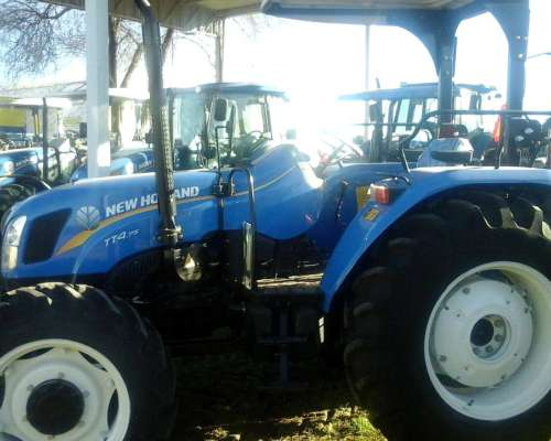 Tractor New Holland Linea TT4.55 / 4.75 / 4wd Oportunidad