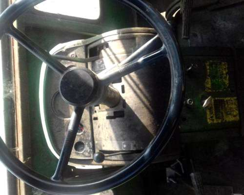Tractor John Deere 2420, Tres Arroyos