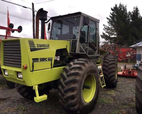 Tractor Zanello 500, Motor 0km. Impecable