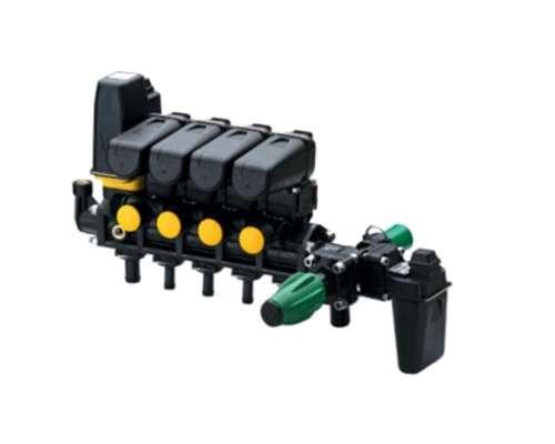 Comando de Pulverizacion Control Flow Todo Electrico