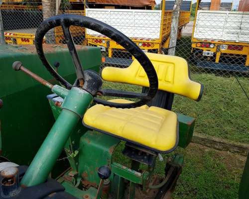 Tractor John Deere 3530 Traccion Simple - Plan Cheque