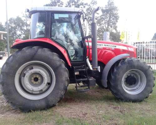 Massey Ferguson 6480 2008 DYNA6 Power Shift