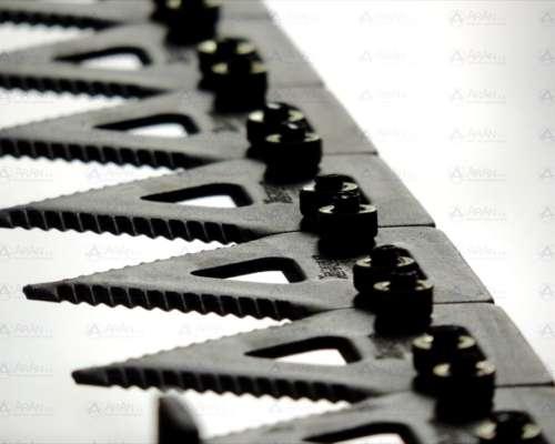. Barras de Corte (cuchillas) Armadas