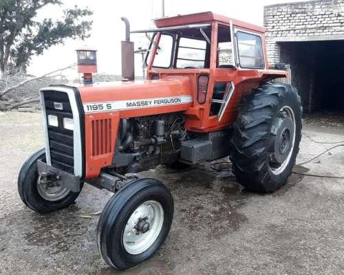 Massey Ferguson 1195 con Cabina Cub. 18.4x38