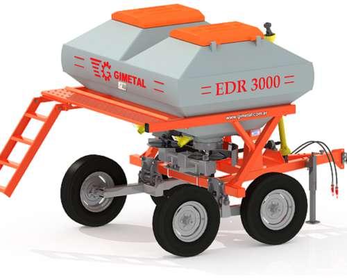 Ferilizadora Gimetal EDR 3000