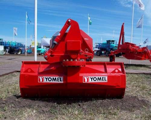 Hoja Niveladora Terrena 8415 Mecánico o Hidráulico - Yomel