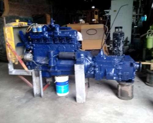 Motor Mack Completo con Caja