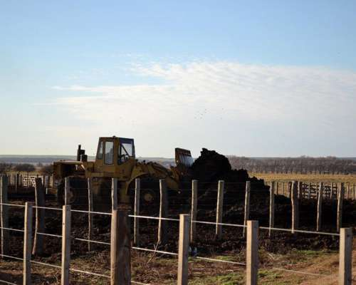 Desmontes, Raleos, Picadas, Conservacion de Caminos