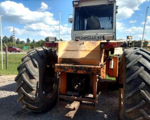 Tractor Zanello 450 Doble Tracción