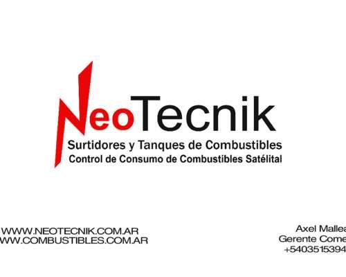 Control Satélital de Combustible - Sensores Neotecnik