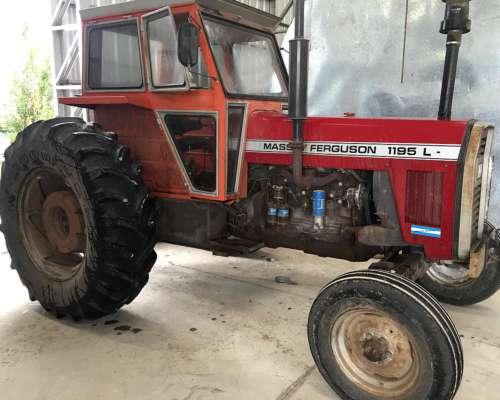 Mf1195l '88 3500 Hs Original