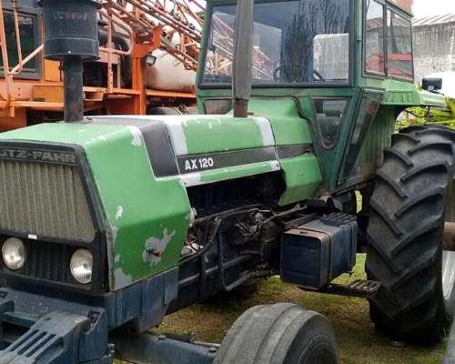 Deutz AX 120 ST (120 HP)