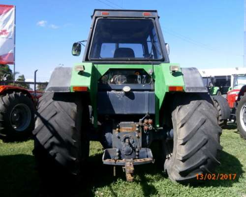 Deutz AX-4 170 - Doble Traccion - 1997