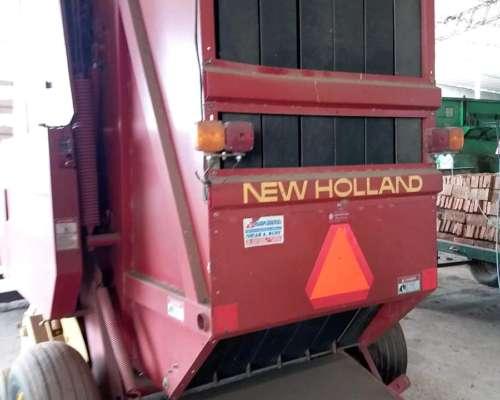 Totoenfardadora New Holland 654