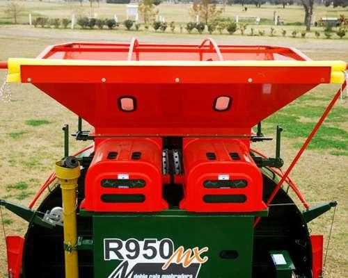 Quebradora Embolsadora de Granos Quebrados R950mx - Richiger