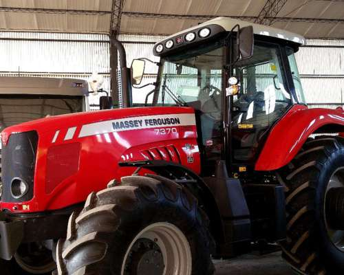 Massey Ferguson 7370 Full Power Shift 24 24 Financiado