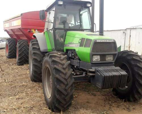 Agco Allis 5.220 (220 HP) año 2002