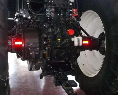 Tractor New Holland T7215 de 190hp con Rolos Pisa Palo