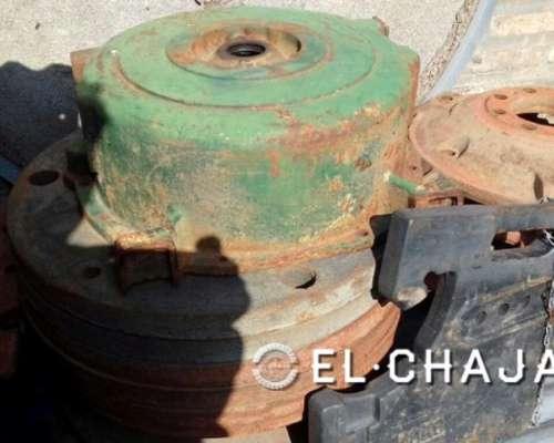 Separador Tractor Deutz Tres Cilindros-