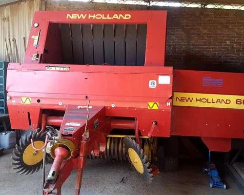 Enrolladora, New Holland 660